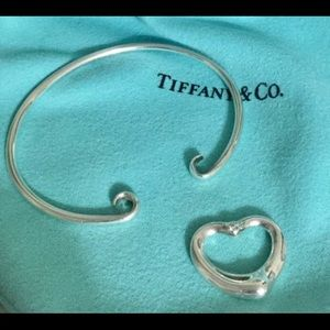Authentic Retired Tiffany & Co bangle